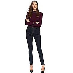 Wallis - Petite blue ellie skinny jeans