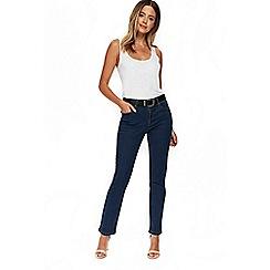 Wallis - Petite authentic harper jeans