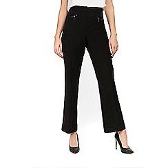 Wallis - Petites bootcut jeans