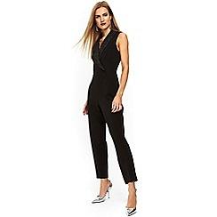Wallis - Embellished tux jumpsuit