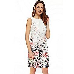 Wallis - Ivory blossom floral dress
