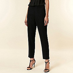 Wallis - Black Tapered Trousers