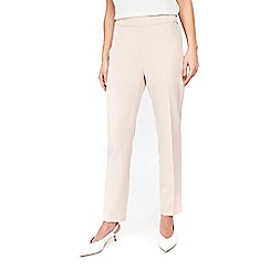 Wallis - Blush sienna trousers