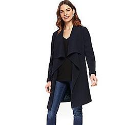 Wallis - Navy lined jacket