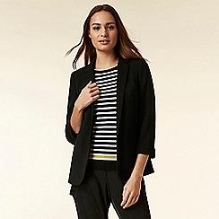 Wallis - Black tailored fit blazer