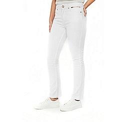 Wallis - White harper jeans