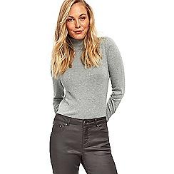 Wallis - Grey coated trouser
