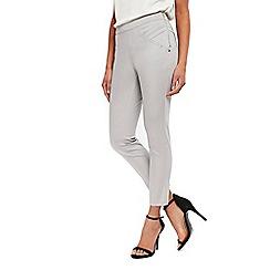 Wallis - Grey capri trousers