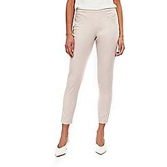 Wallis - Blush capri trousers