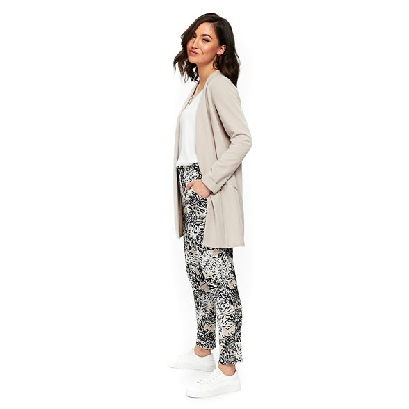 print Neutral Wallis palm Wallis trouser Neutral afPTUU