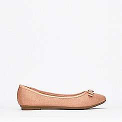 Wallis - Rose Ballet Pumps