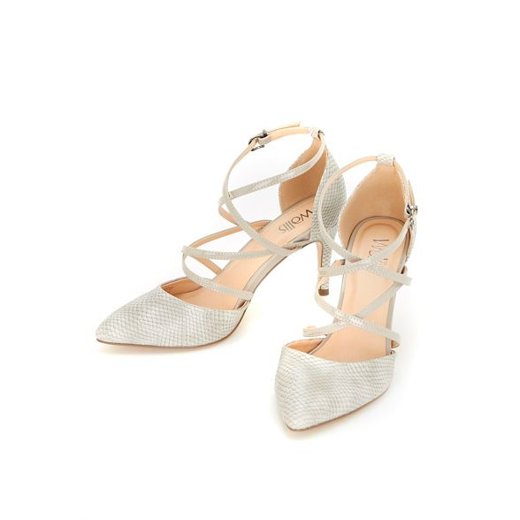 mid court Light heel grey strap Wallis shoes multi fSZIa