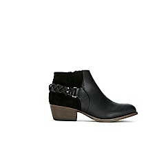 Wallis - Black ankle boots