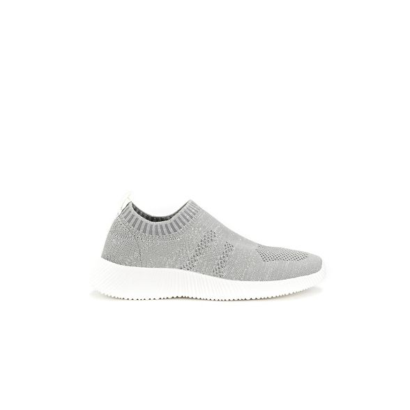 grey trainers on Wallis knitted Light slip HwPq6x