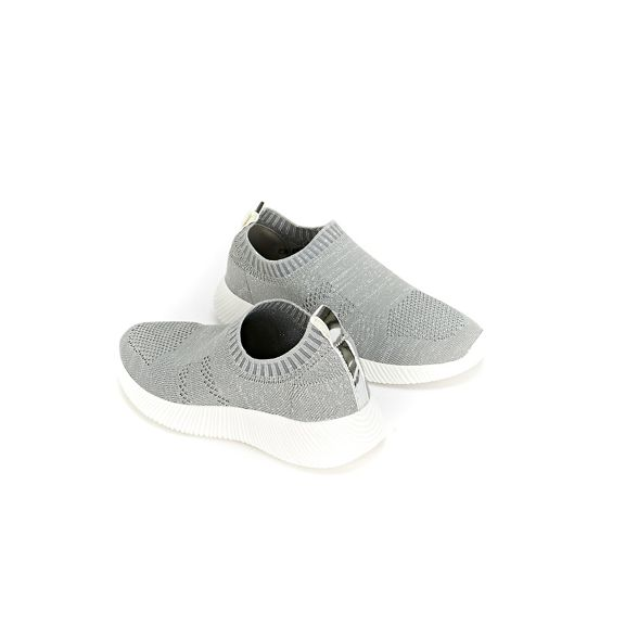 slip Light on Wallis grey trainers knitted wq7FYASx