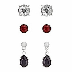 Principles - Designer multi earrings set
