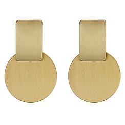 Principles - Designer multi shape stud earrings