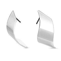 Principles - Designer twist drop earrings