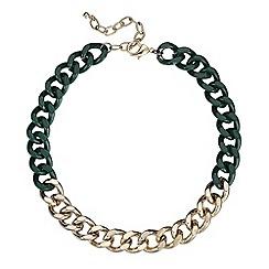 Principles by Ben de Lisi - Online exclusive two tone chain necklace