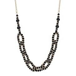 Principles by Ben de Lisi - Designer beaded loop rope necklace