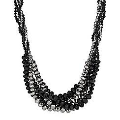 Principles by Ben de Lisi - Designer beaded twist necklace