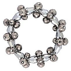 Principles by Ben de Lisi - Designer beaded cluster bracelet
