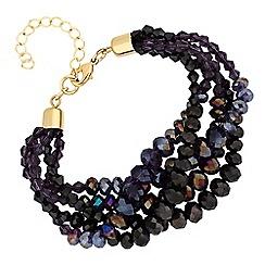 Principles by Ben de Lisi - Designer beaded twist bracelet