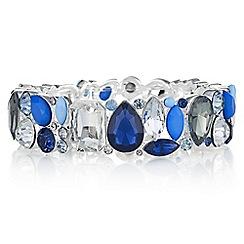 Principles - Designer crystal cluster bracelet