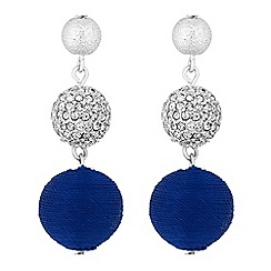 The Collection - Sphere drop earrings