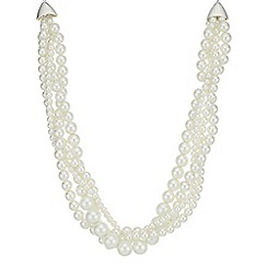 The Collection - Pearl twist necklace