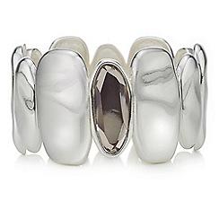 The Collection - Crystal multi shape bracelet