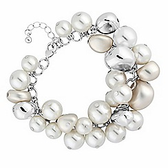 The Collection - Pearl shaker bracelet