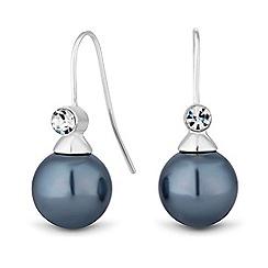J by Jasper Conran - Designer pearl and crystal earrings