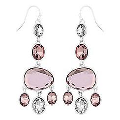 J by Jasper Conran - Designer crystal chandelier earrings