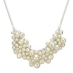 J by Jasper Conran - Designer pearl shaker necklace