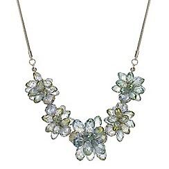 J by Jasper Conran - Designer beaded flower necklace