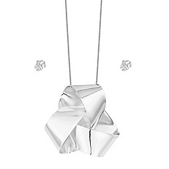J by Jasper Conran - Designer knot jewellery set