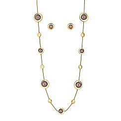J by Jasper Conran - Designer pearl orb jewellery set