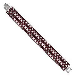 J by Jasper Conran - Crystal diamante bracelet