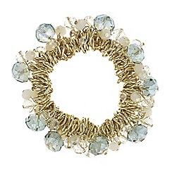 J by Jasper Conran - Designer beaded cluster bracelet