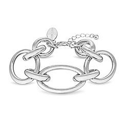 J by Jasper Conran - Silver plated link bracelet