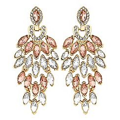 No. 1 Jenny Packham - Designer crystal statement drop earrings