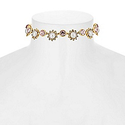 No. 1 Jenny Packham - Designer blush pearl necklace