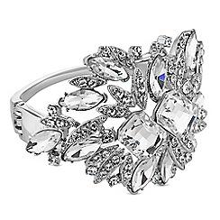 No. 1 Jenny Packham - Designer statement crystal cuff bracelet