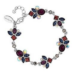 No. 1 Jenny Packham - Designer tonal crystal bracelet