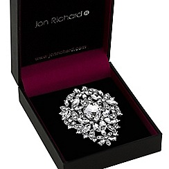 Jon Richard - Statement vintage inspired brooch