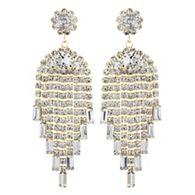 f399c87267d27 Alan Hannah Devoted Designer filigree statement earrings | Debenhams