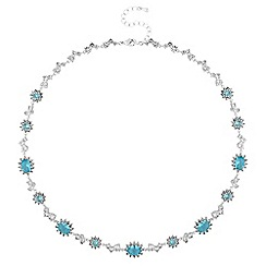 Alan Hannah Devoted - Enchanted blue clara necklace