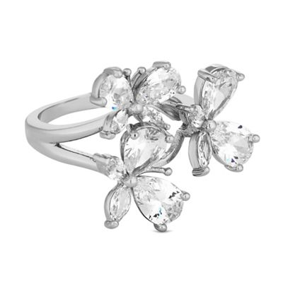 jon richard butterfly cluster ring
