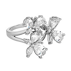 Jon Richard - Butterfly cluster ring